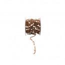 Cordon Columba D3 mm, longueur 15m, aspect cuir da